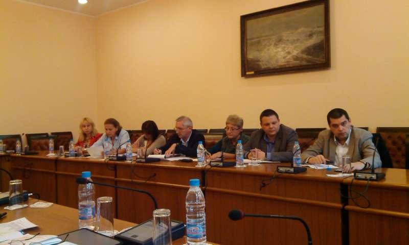 "Последно заседание на РГ (работната група) по Оперативна програма ""Транспорт и транспортна инфраструктура"" 2014 – 2020 г."