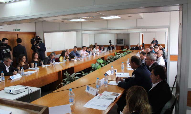 Конференция - Състояние, проблеми и перспективи на автобусния транспорт