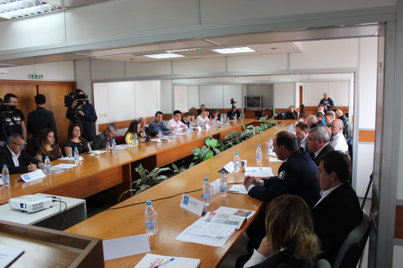 Конференция за автобусния транспорт в България