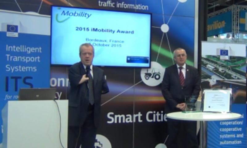 Световният  конгрес за Интелигентни транспортни системи