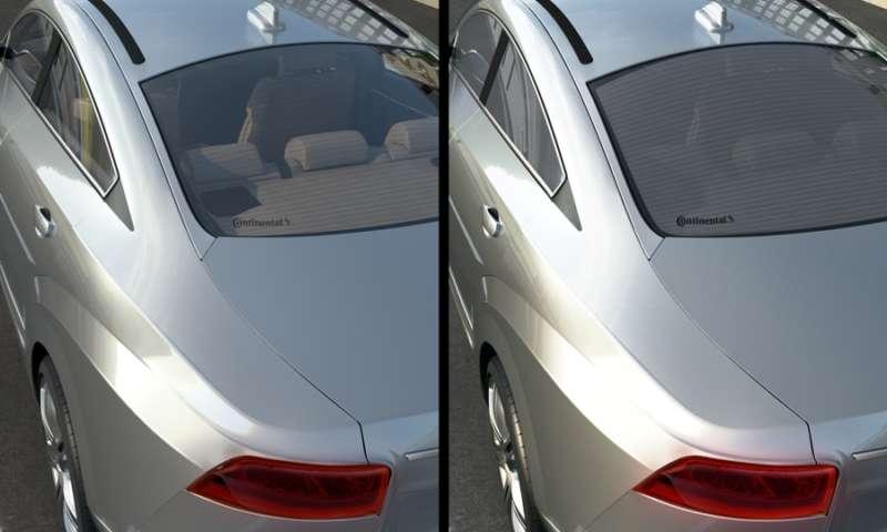 """Continental създаде """"умни"""" автомобилни стъкла"""