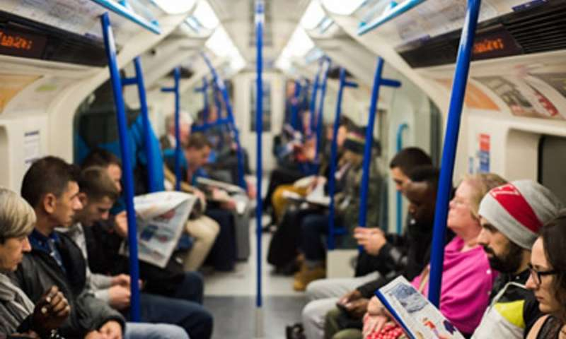 London Underground breaks passenger record