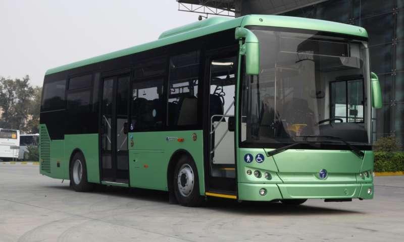 Градски автобус Темса МD9 LE Cummins Euro 6