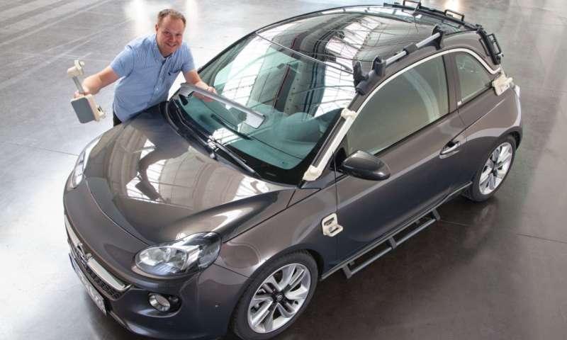 Инструменти от 3D принтер правят автомобилното производство в Opel по-лесно