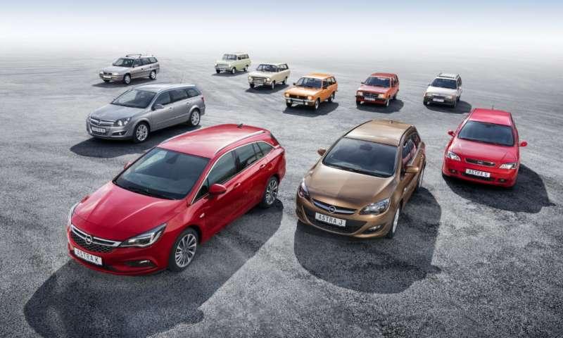 Новият Opel Astra Sports Tourer: Успешен комби модел богат на традиции