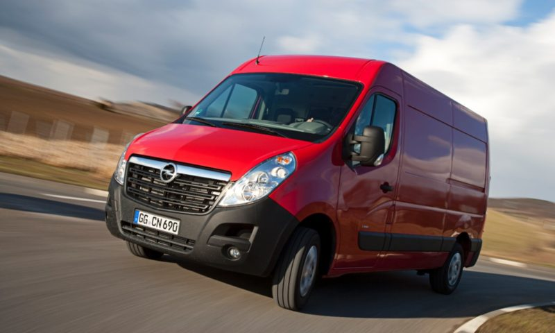 Анализ на DEKRA за дефектите 2015: Opel Movano побеждава в транспортния клас