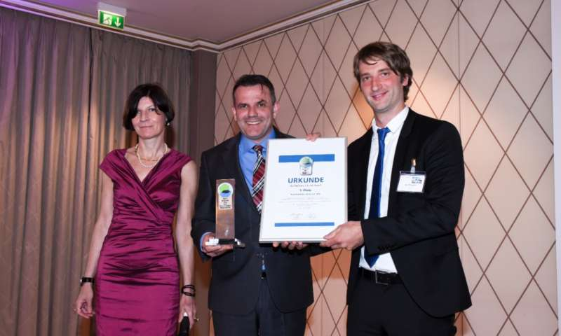 Opel Movano спечели наградата Green Van 2015