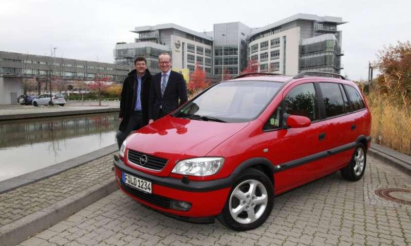 Надеждният Opel: Zafira навърта 500,000 км