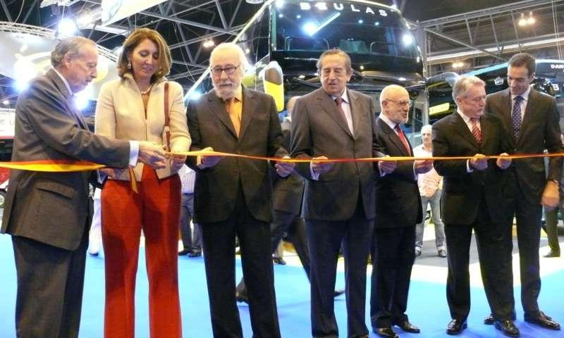 ГОЛЯМ УСПЕХ ЗА Изложението в Мадрид - FIAA 2014