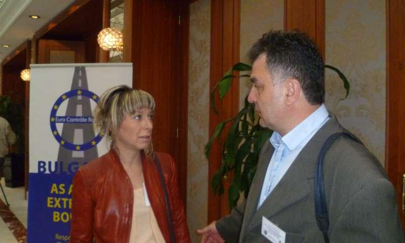 Galya Topalova – National Association of Bus Transport in Bulgaria