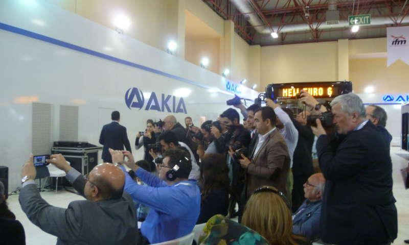 Нови идеи  на Busworld Turkey 2016