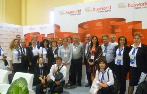 Busworld Turkey гледа назад  към едно още по-международно шесто издание