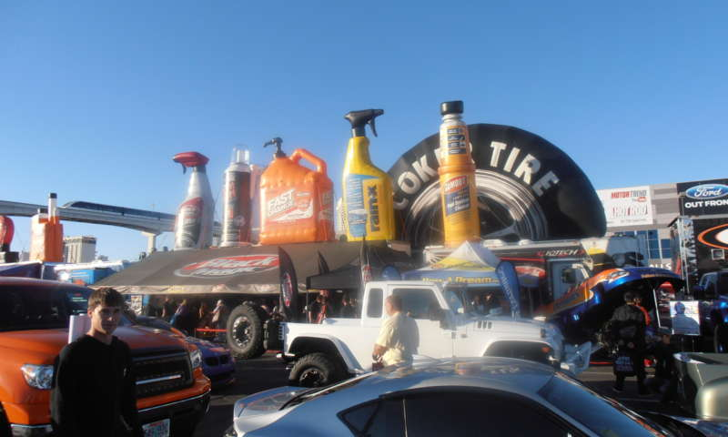 SEMA Show Guide for Buyers