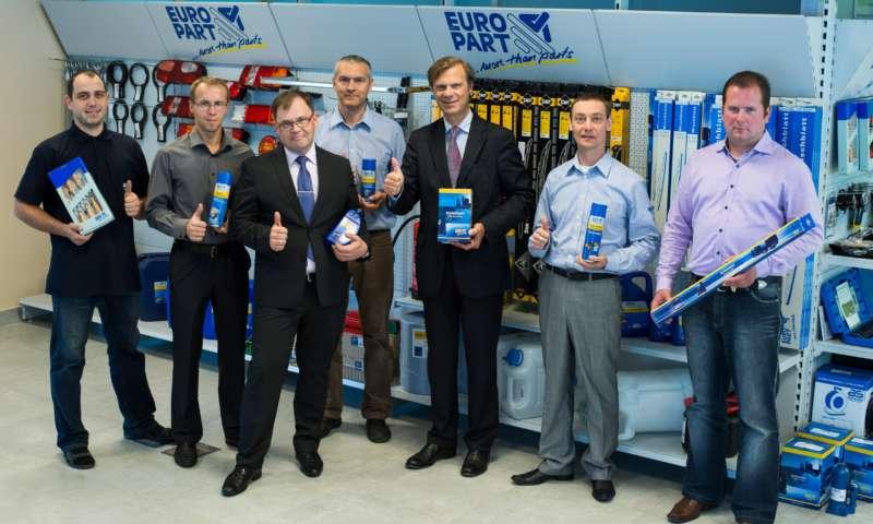 EUROPART отваря свой национален клон в Латвия