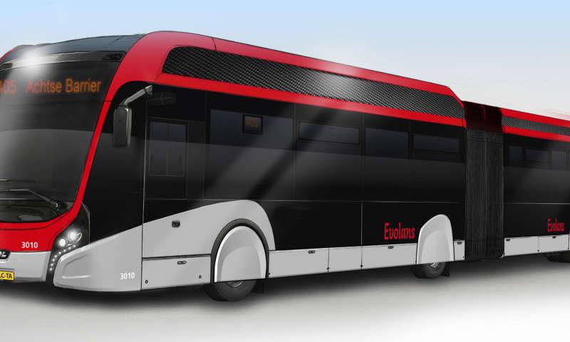 VDL Bus & Coach с мегапоръчка за електрическия  модел Citea