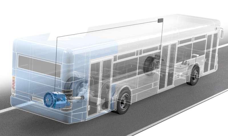 Трансмисионният мониторинг и замяната на компоненти увеличават ефикасността и наличността на автобусите и камионите