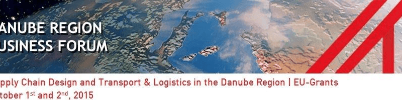 Транспорт и логистика в Дунавския регион и извън него