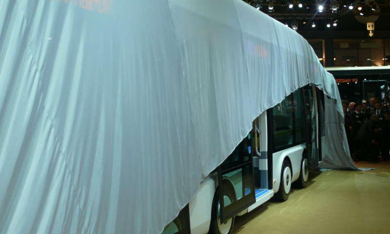 Европейската седмица за градски и туристически автобуси представя своите участници