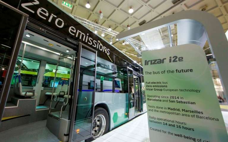 Running London's first electric buses