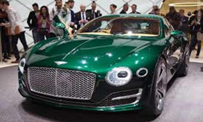 Международно автомобилно  изложение в Женева – март 2016