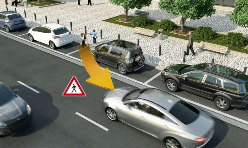 Нова технология  от Continental предпазва най-уязвимите на пътя