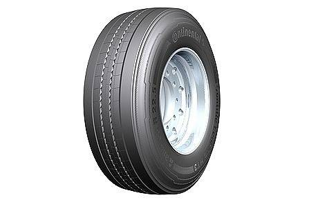Continental Tires at the 65th IAA Commercial Vehicles Hanover