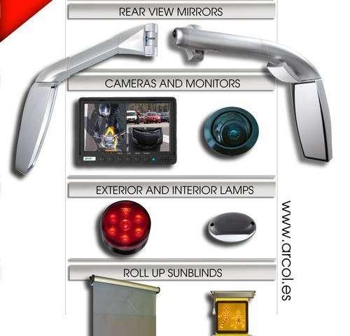 Arcol – Bus&Coach Accessories