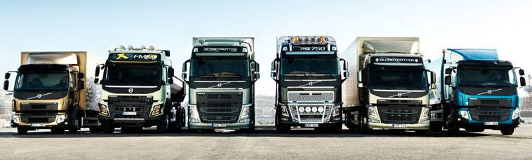 VOLVO TRUCKS BULGARIA