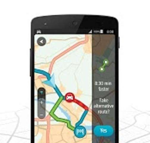 TomTom Speed Cameras App available for free