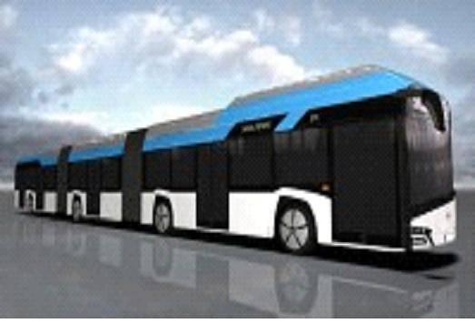 В Solaris paзработват дву-съчленен електрически автобус с технологическите университети във Варшава и Познан